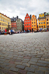Stortorget square in Stockholm