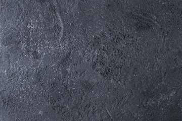Black stone concrete abstract background copy space