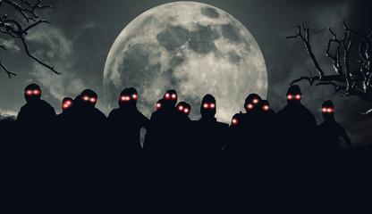 dark horror movie scene background night horror halloween wallpaper creatie abstract background concepts