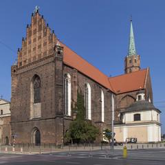 Church of Saint Adalbert in Wroclaw