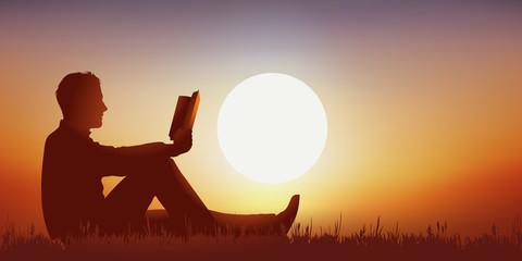 lire - lecture - livre - littérature - librairie - loisir - détente