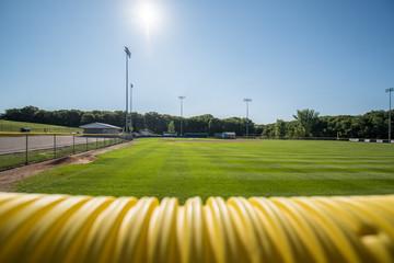 Baseball Outfield