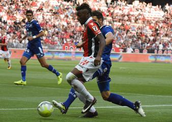 Ligue 1 - OGC Nice vs Troyes