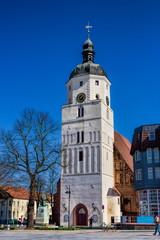 Lübben, Paul-Gerhardt-Kirche