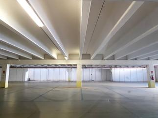 parcheggio soterraneo