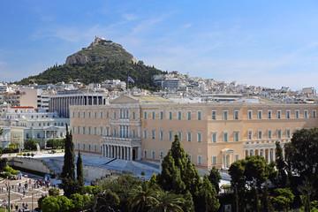 Hellenic Parliament Athens Greece