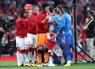 Premier League - Arsenal vs Leicester City