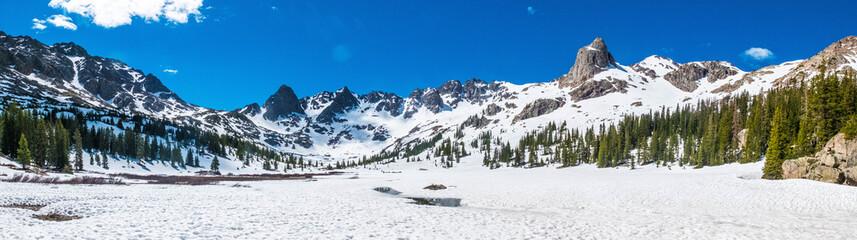 Rocky Mountain Alpine Basin