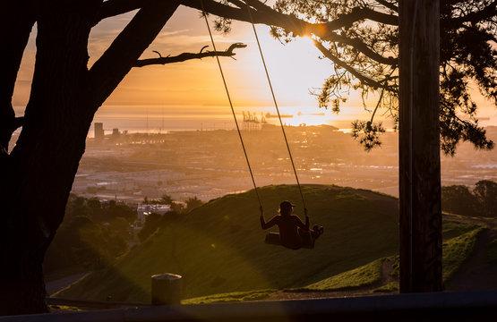 Swinging in San Francisco