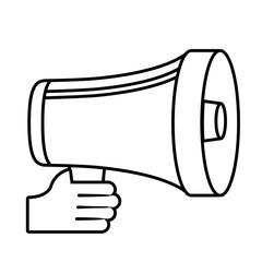 megaphone device icon