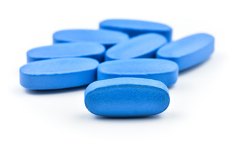 Viagra Generic blue pills