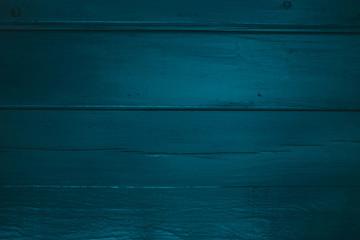 Dark turquoise wood