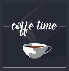 Coffe Time Concept
