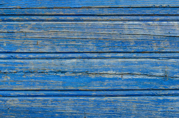 rustic blue wood texture