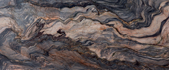 Brown stone or rock background and texture. Fototapete