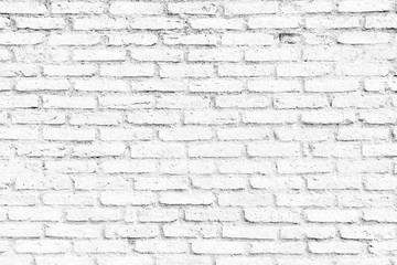 Old white brick wall Texture Design. Empty white brick Background for Presentations and Web Design. A Lot of Space for Text Composition art image, website, magazine or graphic for design.