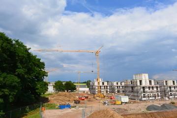 Neubaugebiet Hanau Grossauheim