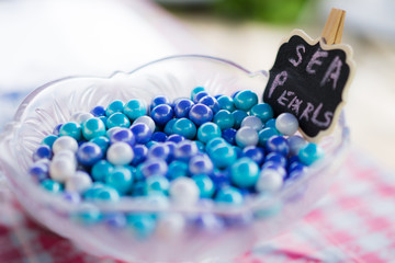 Colorfull Candy Pearls