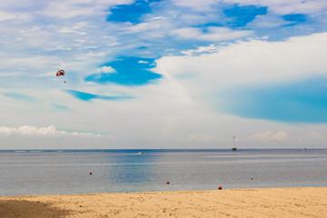 Parasailing Indischer Ozean
