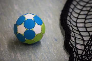 Piłka ręczna w sali