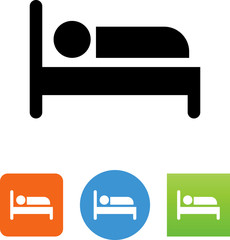 Sleep Icon - Illustration