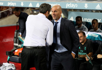 Barcelona v Real Madrid Spanish Super Cup First Leg