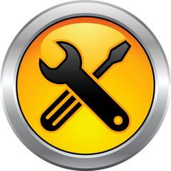 Tools Button Icon