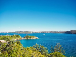 Great View From Quarantine Station, Sydney, Australia