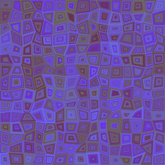 Abstract rectangle mosaic pattern background