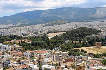 Grèce, Ville d' d'Athènes