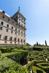 San Lorenzo de El Escorial - Spain - Unesco