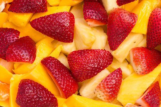 Simple Fruit Salad