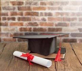 Graduation concept.