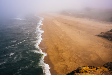 Praia do Norte, NazaríÂ, Portugal