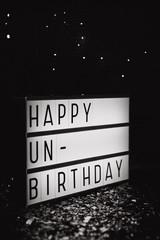 Happy un-birthday