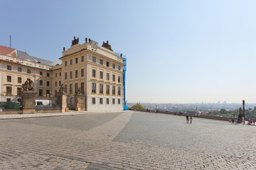 Matthias Gate, Prague Castle, Czech Republic