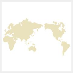 世界・世界地図・World map
