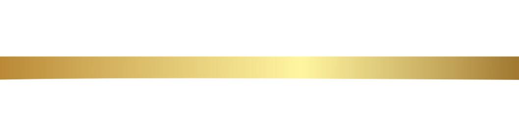 Gold Band Banner Hintergrund Freiraum  Fotomurales