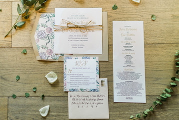 Wedding Invitations and RSVPs Save the Dates