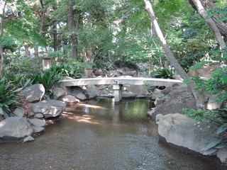 北区の名主の滝公園