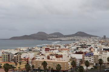 Las Palmas in Gran Canaria