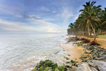 Marawila Beach, Sri Lanka, Asia