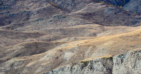 drought mountains
