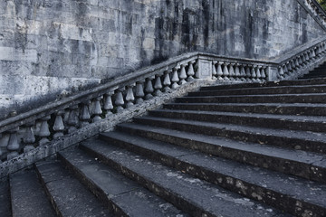 Old Italian stairs