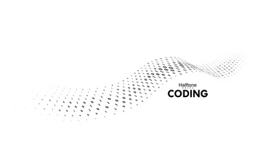 Streaming binary code.
