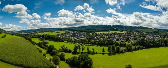 Luftbild Sauerland