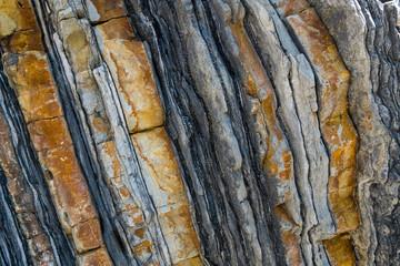 matière roche texture strate fer oxyde de fer fond rocher