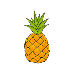 pineapple draw