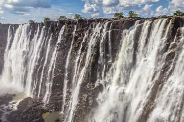 Victoria Falls in Zambia Africa