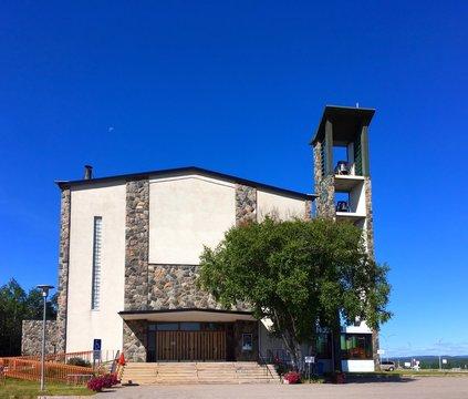 cathédrale de Baie-Comeau